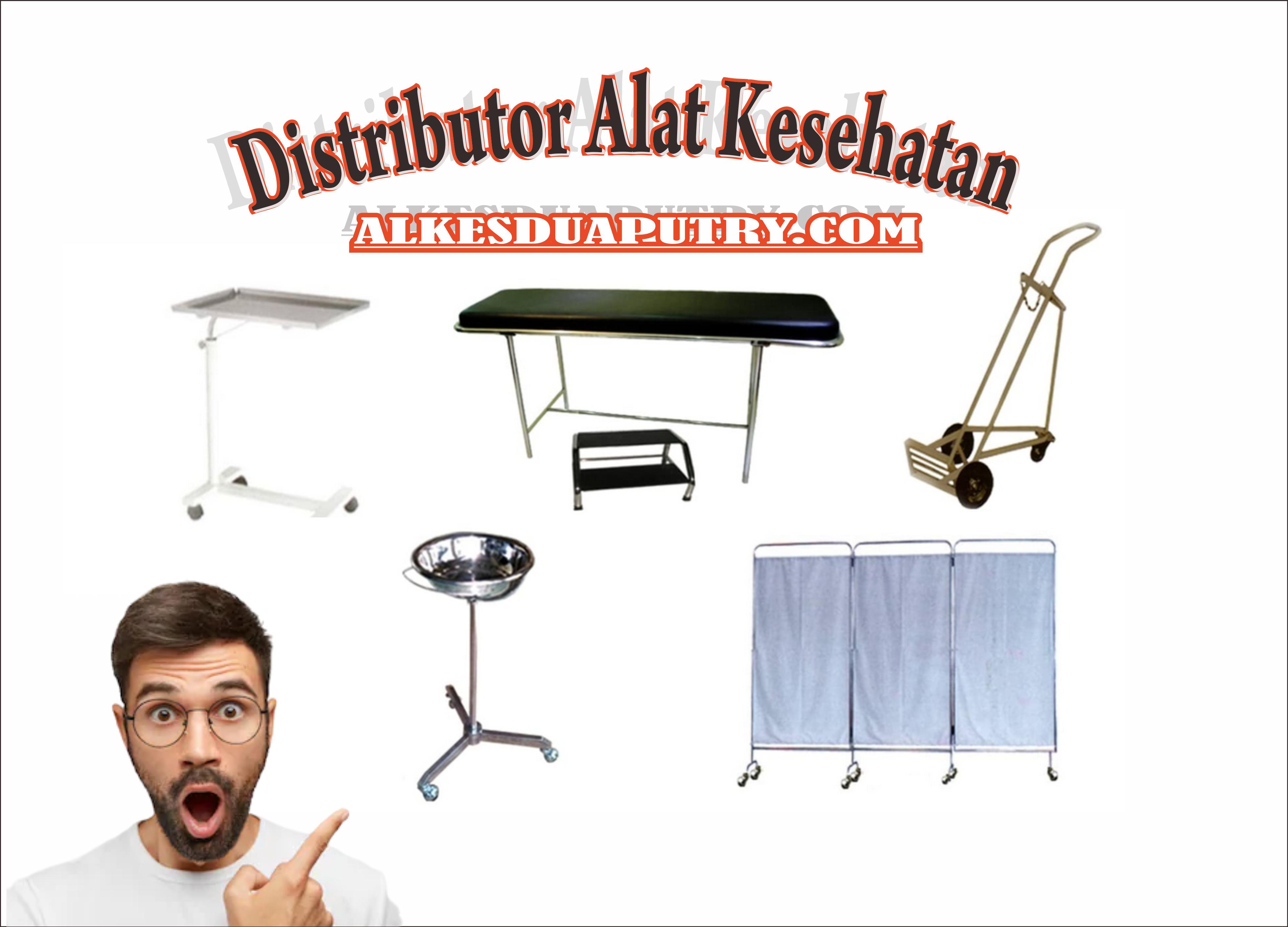 DISTRIBUTOR ALAT KESEHATAN